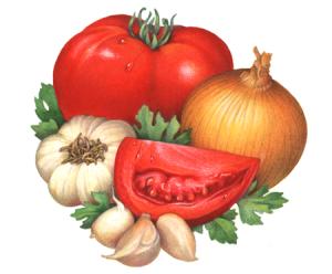 Vegetable Porfolio