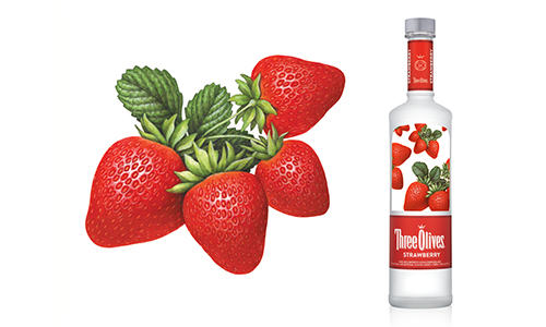 RK – Three Olives Vodka – Strawberry 72 2